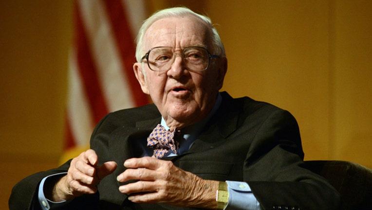 Retired Supreme Court Justice John Paul Stevens GETTY-409650
