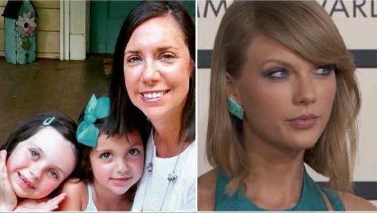 Girls to Meet Taylor Swift at Concert on Saturday