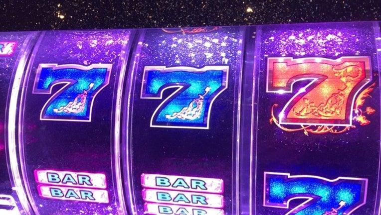 Slot Machine Casino Gambling