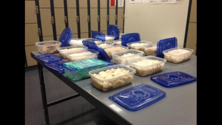 Clayton County Police Seize 93 Pounds of Meth