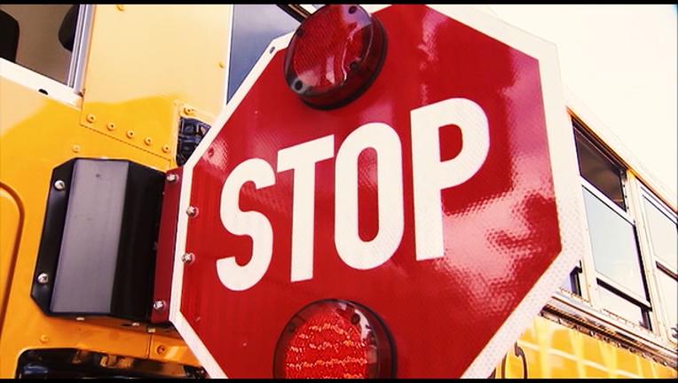 a36fb4d7-school bus stop sign Generic