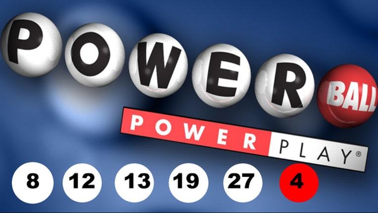 POWERBALL WINNING NUMBERS-404023