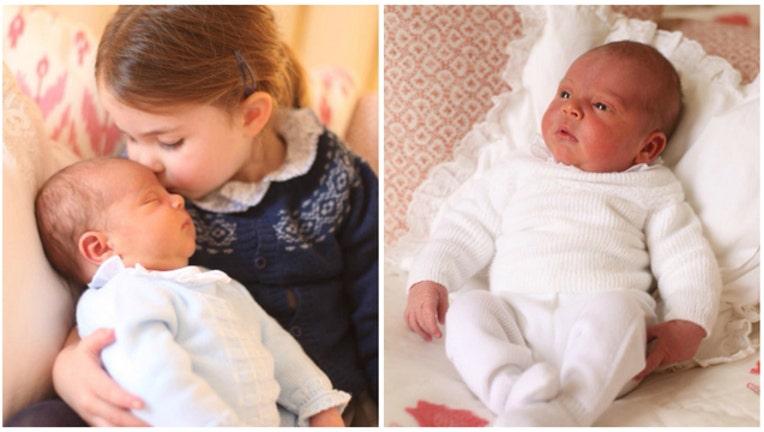 Prince Louis and Princess Charlotte-404023