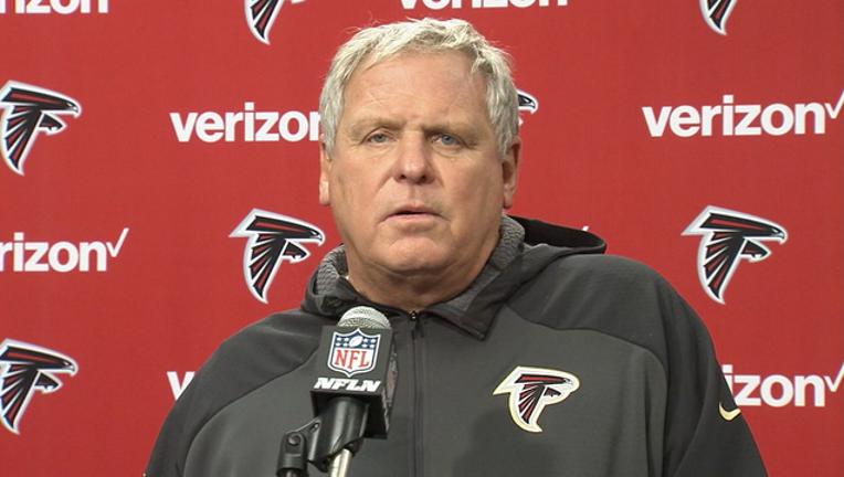Richard Smith - former Falcons defensive coordinator