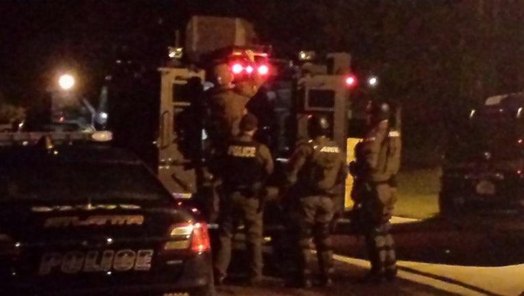 S. Fulton SWAT