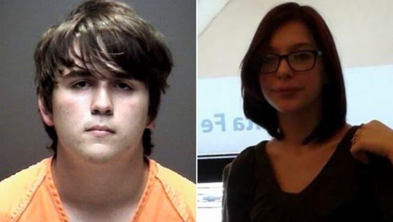 Accused Santa Fe shooter Dimitrios Pagourtzis and victim Shana Fisher-404023