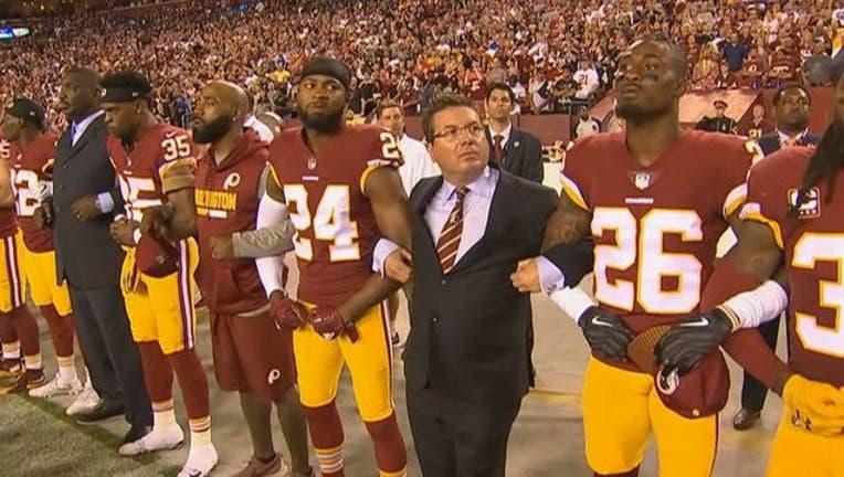 Redskins Anthem Players Lock Arms Daniel Snyder-401720.jpg