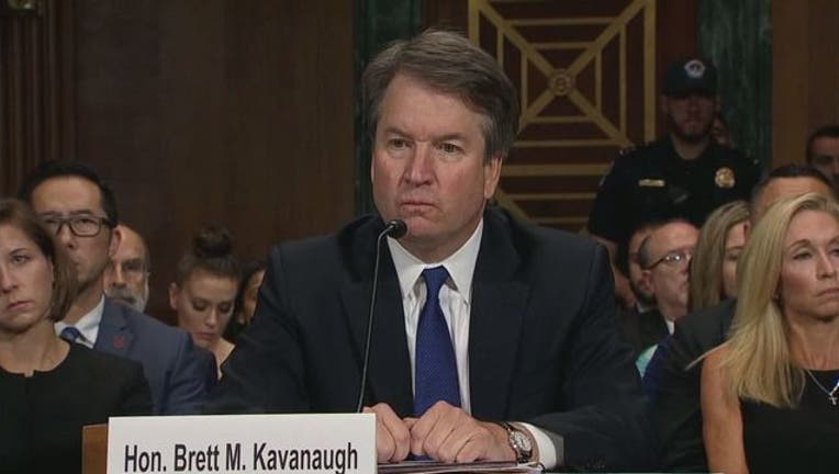 WTTG Judge Brett Kavanaugh 092818 B-401720