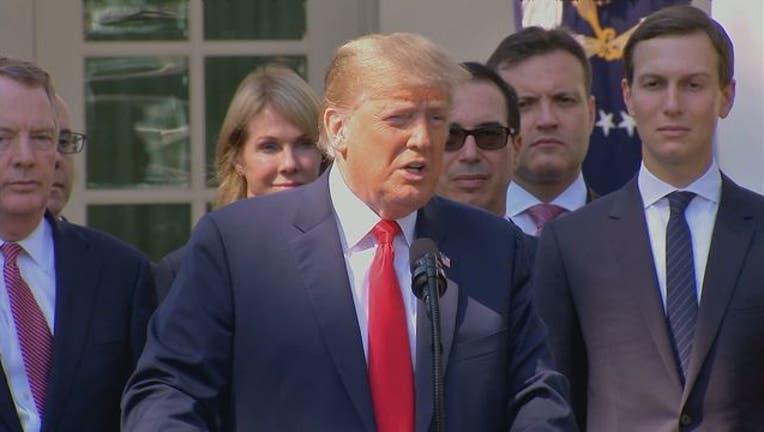 WTTG President Donald Trump 100118-401720
