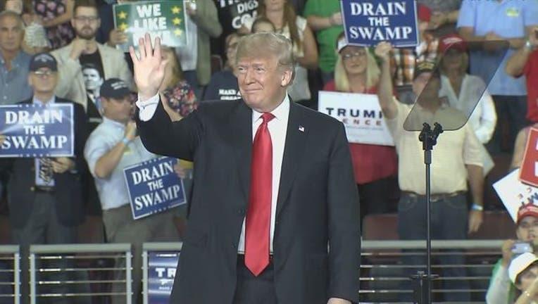 WTTG President Donald Trump Erie Pennsylvania Rally 101018-401720.jpg