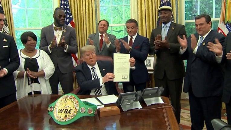 Trump Jack Johnson Pardon-401096