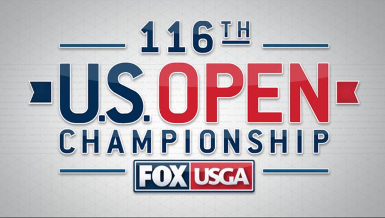 2016 u.s. open us open oakmont golf logo