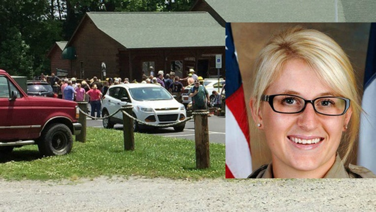 Katelyn Self was killed when her father deliberately crashed into this restaurant, police say-404023