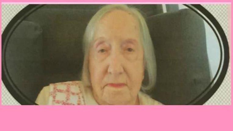 Mrs. Fisher turns 107 on Sunday