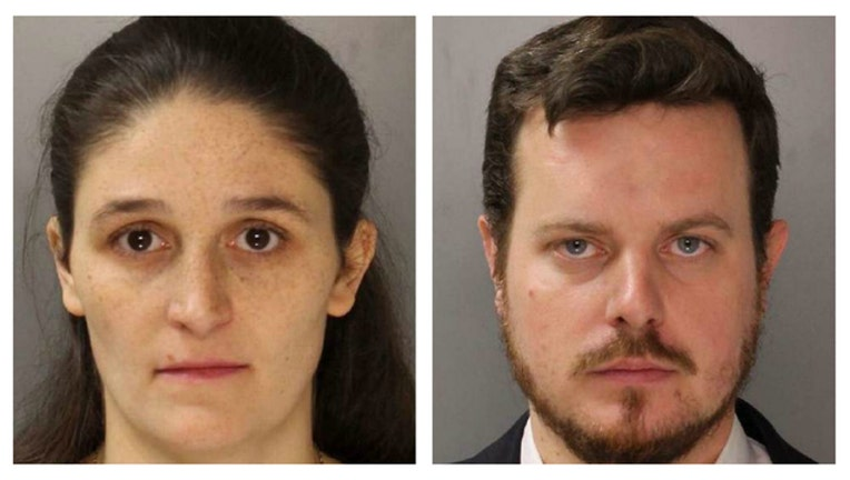 Grace and Jonathan Foster were convicted of manslaughter after their daughter died of pneumonia-404023