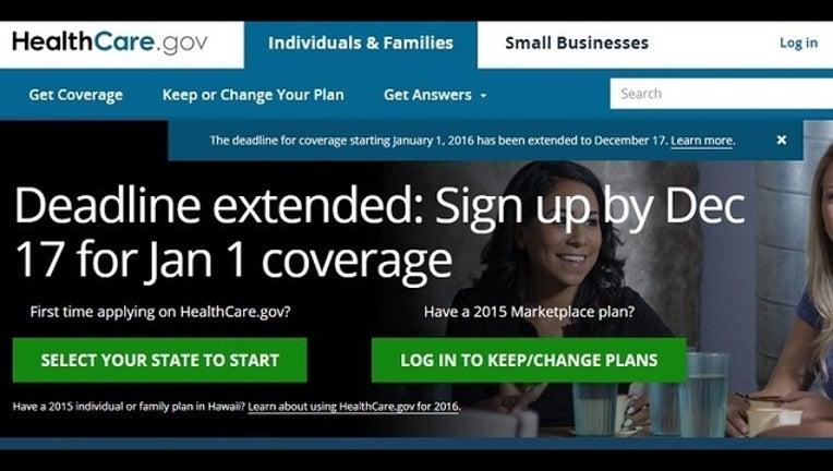 Healthcare-401096.gov