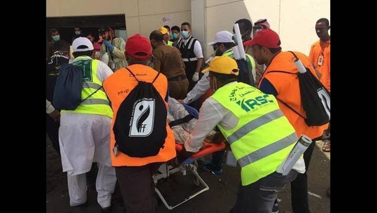 33d0e6a9-More than 300 dead in Mecca, Saudi ARabia stampede