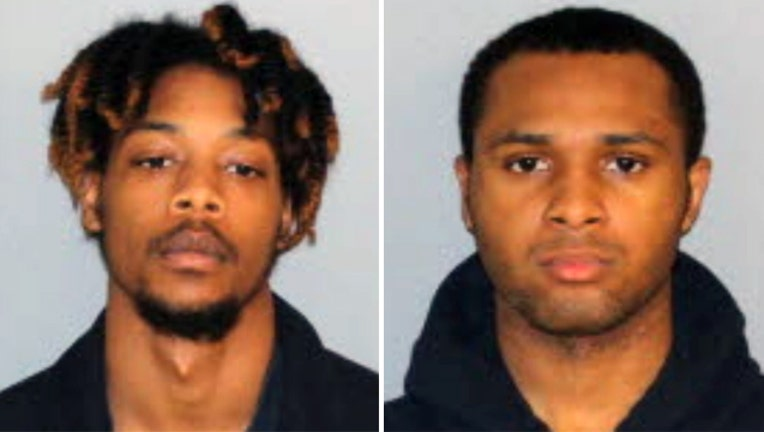 SHERIFF'S OFFICE Isiah Dequan Hayes and Daireus Jumare Ice 1011118-401720