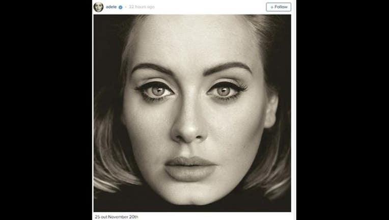 Adele set to release new album