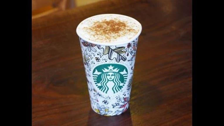 Starbucks Graham Cracker