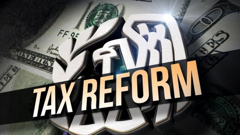 Tax reforms potential 2018 tax surprise