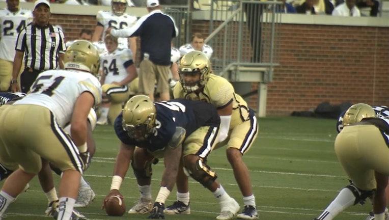 542c2a14-Georgia Tech spring game
