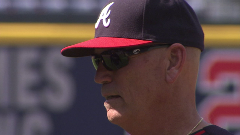 Braves Brian Snitker