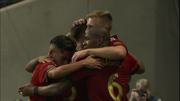 Atlanta United Beats New England