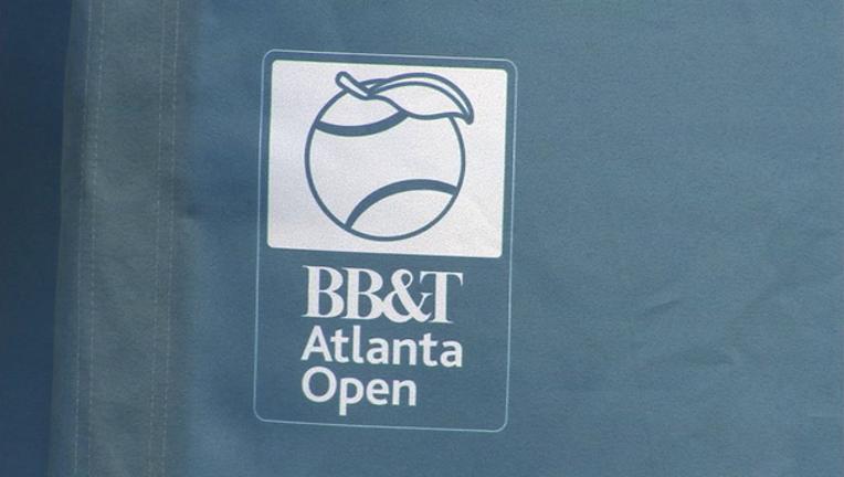BB&T ATLANTA OPEN BBT TENNIS