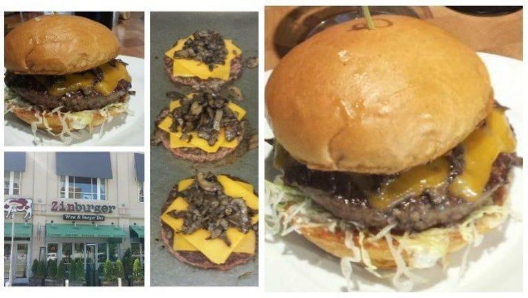 Burgers With Buck - Zinburger