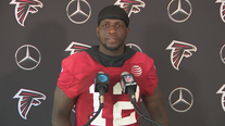 Report: Falcons trade Mohamed Sanu to Patriots