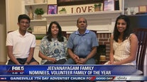 Suwannee family up for Disney Volunteer Family of the Year