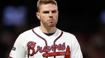 Cards oust Braves from NLDS with record 1st inning