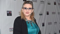 Fans celebrate actress Carrie Fisher's 63rd birthday