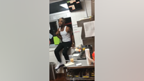 Police: Man wanted in connection with McDonald's robbery