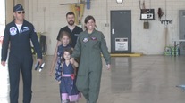 Georgia Teach of Year hitches ride with Air Force Thunderbirds