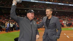Acworth man named Youth Coach of the Year, wins trip to World Series and new truck
