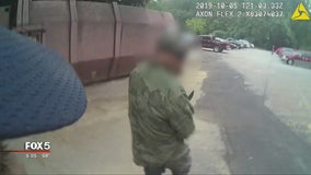Athens police release body cam video of officer-involved shooting