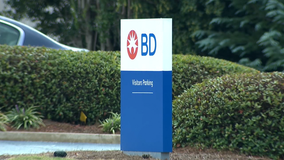 Georgia EPD issued notice to BD plant in Covington