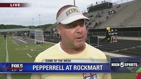 Game of the Week - Rockmart head coach