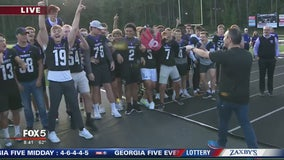 Trinity Christian wins Team of the Week