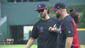 Braves ready to face off with Cardinals in playoffs