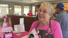 Belmont Chick-Fil-A offers free mammograms to honor long-time employee who beat breast cancer