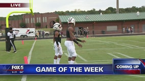 Game of the Week practice