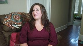 Wife of slain officer speaks out on CHOA closings