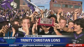Trinity Christian Lions - Team of the Week