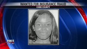 Cobb County woman for insurance fraud
