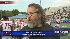 Game of the Week - Hillside head coach