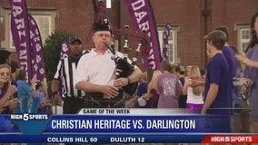 Christian Heritage vs Darlington - Game of the Week