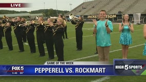 Game of the Week - Rockmart's band